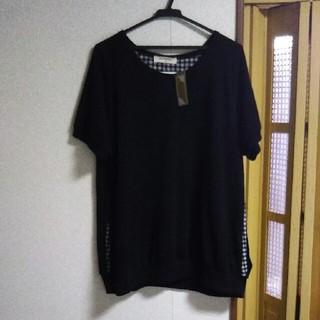 シマムラ(しまむら)の☆大きいサイズ  カットソー(カットソー(半袖/袖なし))