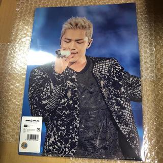 ビッグバン(BIGBANG)のBIGBANG DMM スクラッチ クリアファイル SOL(K-POP/アジア)