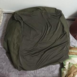 ムジルシリョウヒン(MUJI (無印良品))のMUJI 無印良品 体にフィットするソファ(ビーズソファ/クッションソファ)