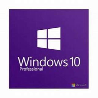 マイクロソフト(Microsoft)のWindows 10 7 Pro プロダクトキー 32/64bit 通知のみ(その他)