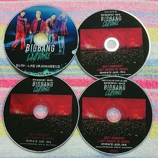 ビッグバン(BIGBANG)の☀ジヨン様専用☀❤BIGBANG DVD 4枚セット(ミュージック)