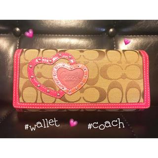 コーチ(COACH)のコーチ長財布(財布)