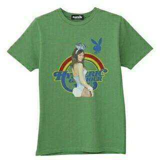 ヒステリックグラマー(HYSTERIC GLAMOUR)のヒステリックグラマープレイボーイTシャツ(Tシャツ/カットソー(半袖/袖なし))