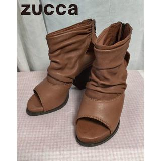 ズッカ(ZUCCa)のzuccaズッカ/Sサイズ/ブーツ/サンダル/ブーティー(サンダル)