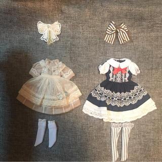 リカちゃん、ブライスさんお洋服2セット(人形)
