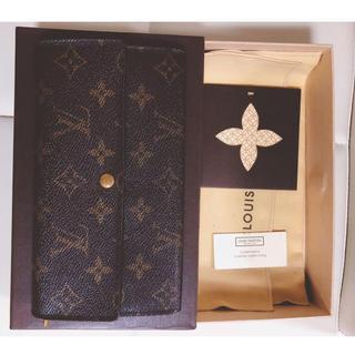 ルイヴィトン(LOUIS VUITTON)の美品 ルイヴィトン  長財布(長財布)