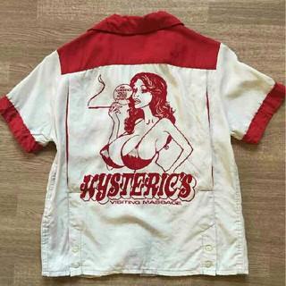 ヒステリックグラマー(HYSTERIC GLAMOUR)のヒステリックグラマーボーリングシャツ(シャツ/ブラウス(半袖/袖なし))