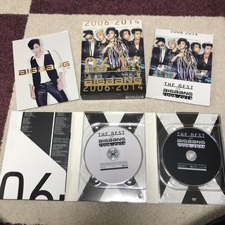 ビッグバン(BIGBANG)のBIGBANG DVD(K-POP/アジア)