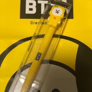 ボウダンショウネンダン(防弾少年団(BTS))のBT21 ボールペン CHIMMY(アイドルグッズ)