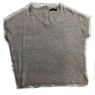 アズールバイマウジー(AZUL by moussy)のアズール!トップス(Tシャツ(半袖/袖なし))