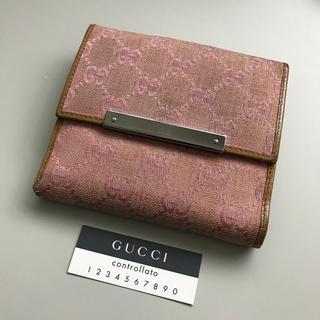 グッチ(Gucci)のグッチ 財布Wホック ユニセックス(財布)