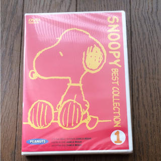 スヌーピー(SNOOPY)のスヌーピー DVD(アニメ)