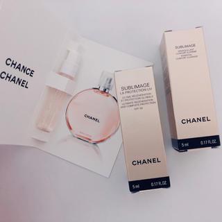 シャネル(CHANEL)の香水 サブリマージュ(サンプル/トライアルキット)