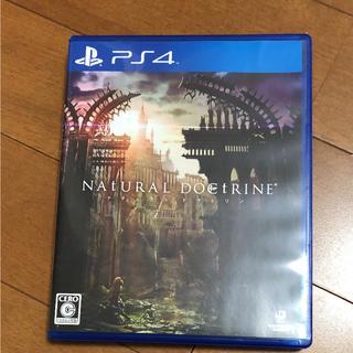 プレイステーション4(PlayStation4)のナチュラルドクトリン ps4(家庭用ゲームソフト)