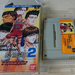スーパーファミコン(スーパーファミコン)のSFC SLAM DUNK2 IH予選完全版!!(家庭用ゲームソフト)