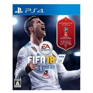 プレイステーション4(PlayStation4)の期間限定★新品★FIFA 18 - PS4  (家庭用ゲームソフト)