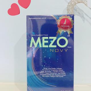 MEZO1箱&ナイントリキャップス1つ(えみり様専用)(ダイエット食品)