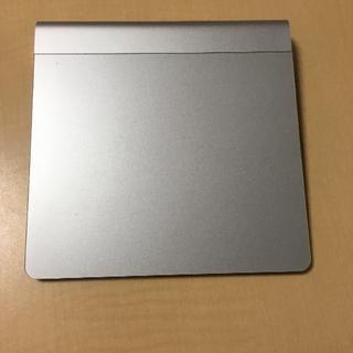 アップル(Apple)のMac ワイヤレス・マルチタッチ・トラックパッド Apple(その他)