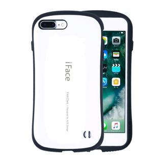 iFace iPhone7Plus/iPhone8P (白)ストラップホール付き(iPhoneケース)