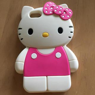 サンリオ(サンリオ)のキティちゃん iPhoneケース(モバイルケース/カバー)