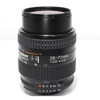 ニコン(Nikon)の❁美品❁Nikon AF NIKKOR 28-70mm F3.5-4.5 D(レンズ(ズーム))