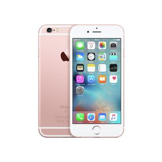 アイフォーン(iPhone)の【超美品】 iPhone6s 64GB Rose Gold(スマートフォン本体)