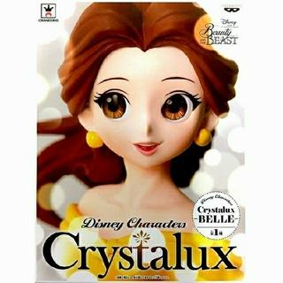 ディズニー(Disney)のDisney Characters Crystalux ベル フィギュア(アニメ/ゲーム)
