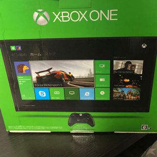お得★ Xbox One本体 500GB+コントローラー置くだけ充電器+ソフト