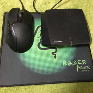 プレイステーション4(PlayStation4)のVenomX4マウスセット(PC周辺機器)