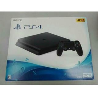 プレイステーション4(PlayStation4)の6台 ps4 500GB 新品未使用(家庭用ゲーム本体)