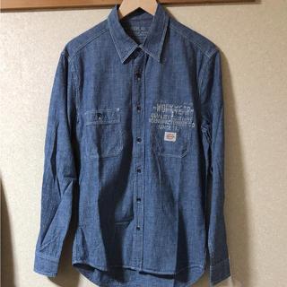 リプレイ(Replay)のREPLAY シャンブレーシャツ(シャツ)
