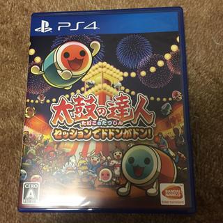 プレイステーション4(PlayStation4)の太鼓の達人 ps4(家庭用ゲームソフト)