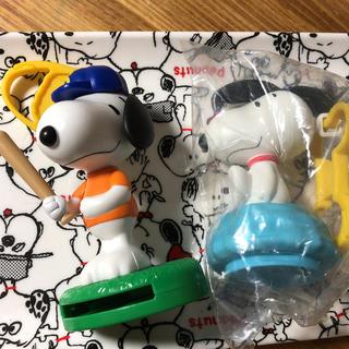 スヌーピー(SNOOPY)の新品と未使用スヌーピーフィギュア(キャラクターグッズ)
