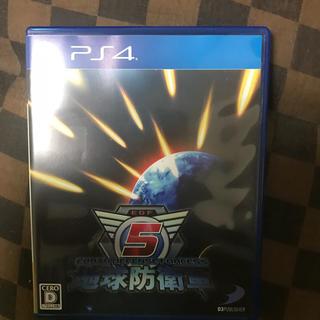 プレイステーション4(PlayStation4)の地球防衛軍5(家庭用ゲームソフト)