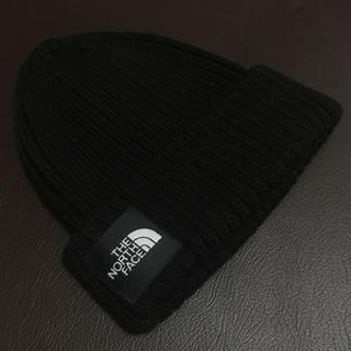 THE NORTH FACE - ザノースフェイス ニット帽 黒