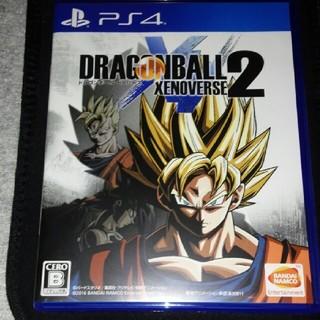 プレイステーション4(PlayStation4)のドラゴンボールゼノバース2(家庭用ゲームソフト)