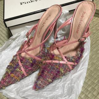 ピンキーアンドダイアン(Pinky&Dianne)のピンキーアンドダイアン靴36(ハイヒール/パンプス)