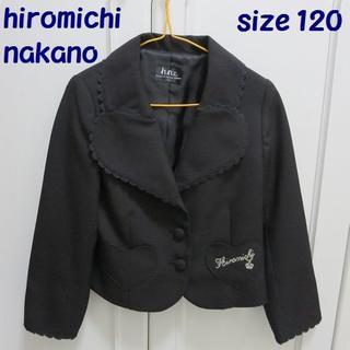 ヒロミチナカノ(HIROMICHI NAKANO)のヒロミチナカノ フォーマルジャケット 120(ジャケット/上着)