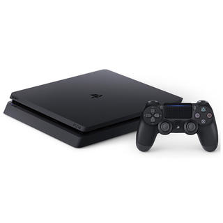 プレイステーション4(PlayStation4)の新品未使用 PS4 500GB ジェットブラック 早い者勝ち(家庭用ゲーム本体)