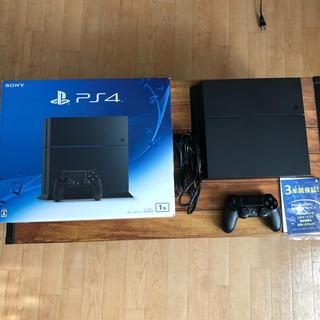 プレイステーション4(PlayStation4)のPS4 1TB(家庭用ゲーム本体)