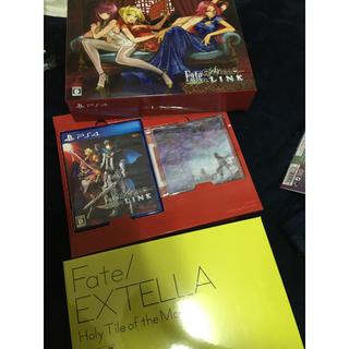 プレイステーション4(PlayStation4)のFate/EXTELLA LINK 初回限定版 PS4(家庭用ゲームソフト)