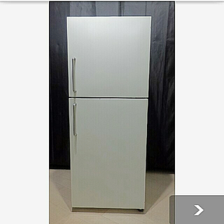 MUJI (無印良品) - 【モデルルーム品 引き取り品】無印良品 冷蔵庫 2ドア ホワイト 137L