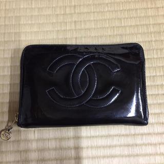 シャネル(CHANEL)のCHANEL  エナメル財布 ★最終値下げ★(財布)