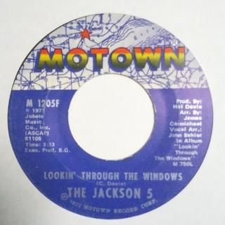 THE JACKSON 5(R&B/ソウル)