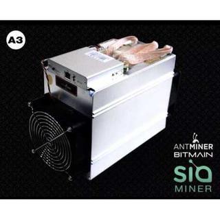 【限定価格】Antminer A3 マイニング専用マシン(その他)