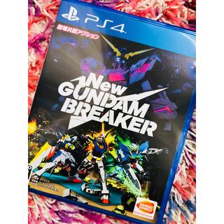 プレイステーション4(PlayStation4)のニューガンダムブレイカー ps4(家庭用ゲームソフト)