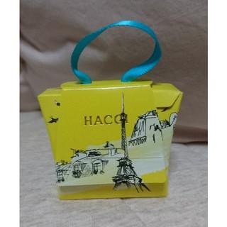 ハッチ(HACCI)のハッチ HACCI はちみつ洗顔石鹸 5g 新品未使用 (洗顔料)