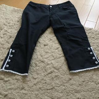 セシルマクビー(CECIL McBEE)のセシルマクビーの7分丈パンツ(カジュアルパンツ)