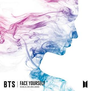 ボウダンショウネンダン(防弾少年団(BTS))のBTS 防弾少年団 CD アルバム FACE YOURSELF(K-POP/アジア)