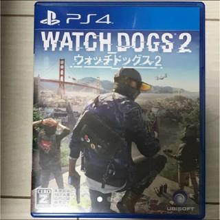 プレイステーション4(PlayStation4)のPS4 ウォッチドッグス 2(家庭用ゲームソフト)